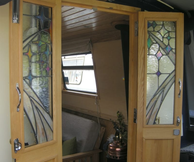 Canal Boat Panels