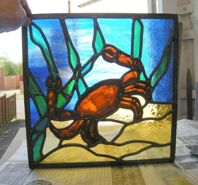 Crab Panel Repair