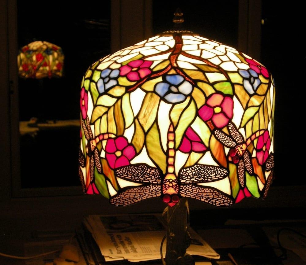 Tiffany Lamp Repair 2