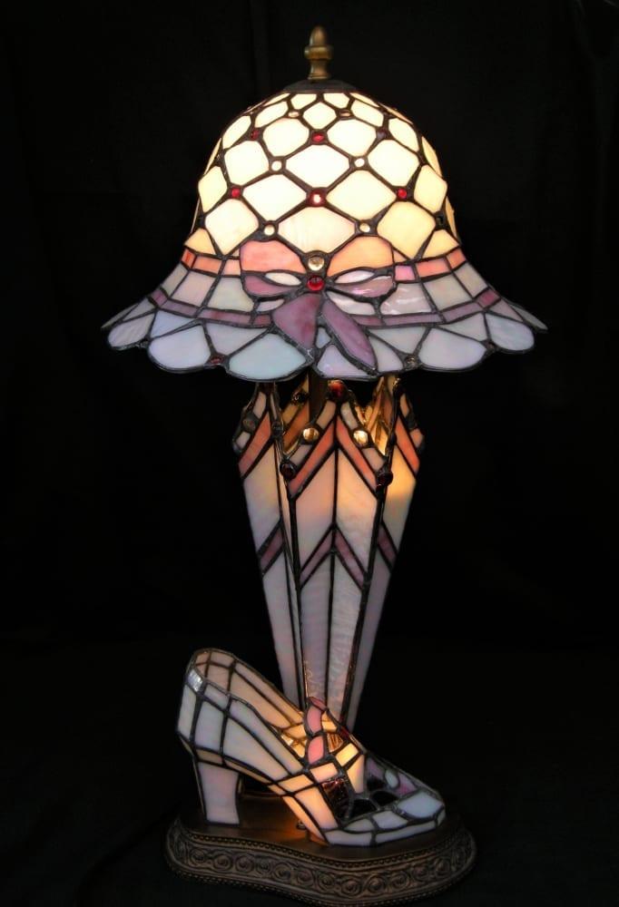 Tiffany Lamp Repair 4