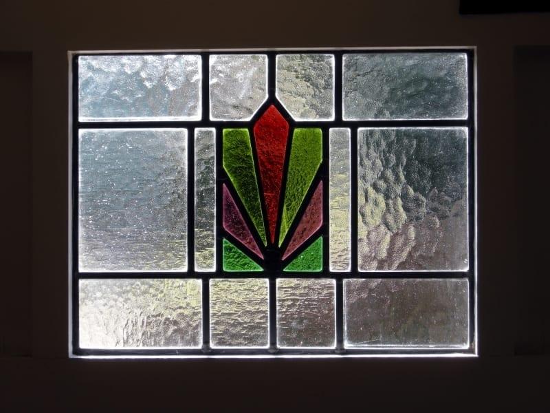 Front Door Stained Glass Window Brackley