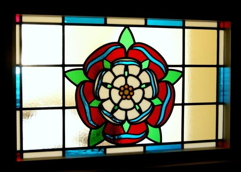 Tudor Rose Panels